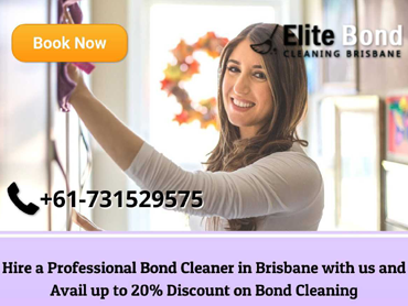 hire a professional bond cleaner at low prices in brisbane