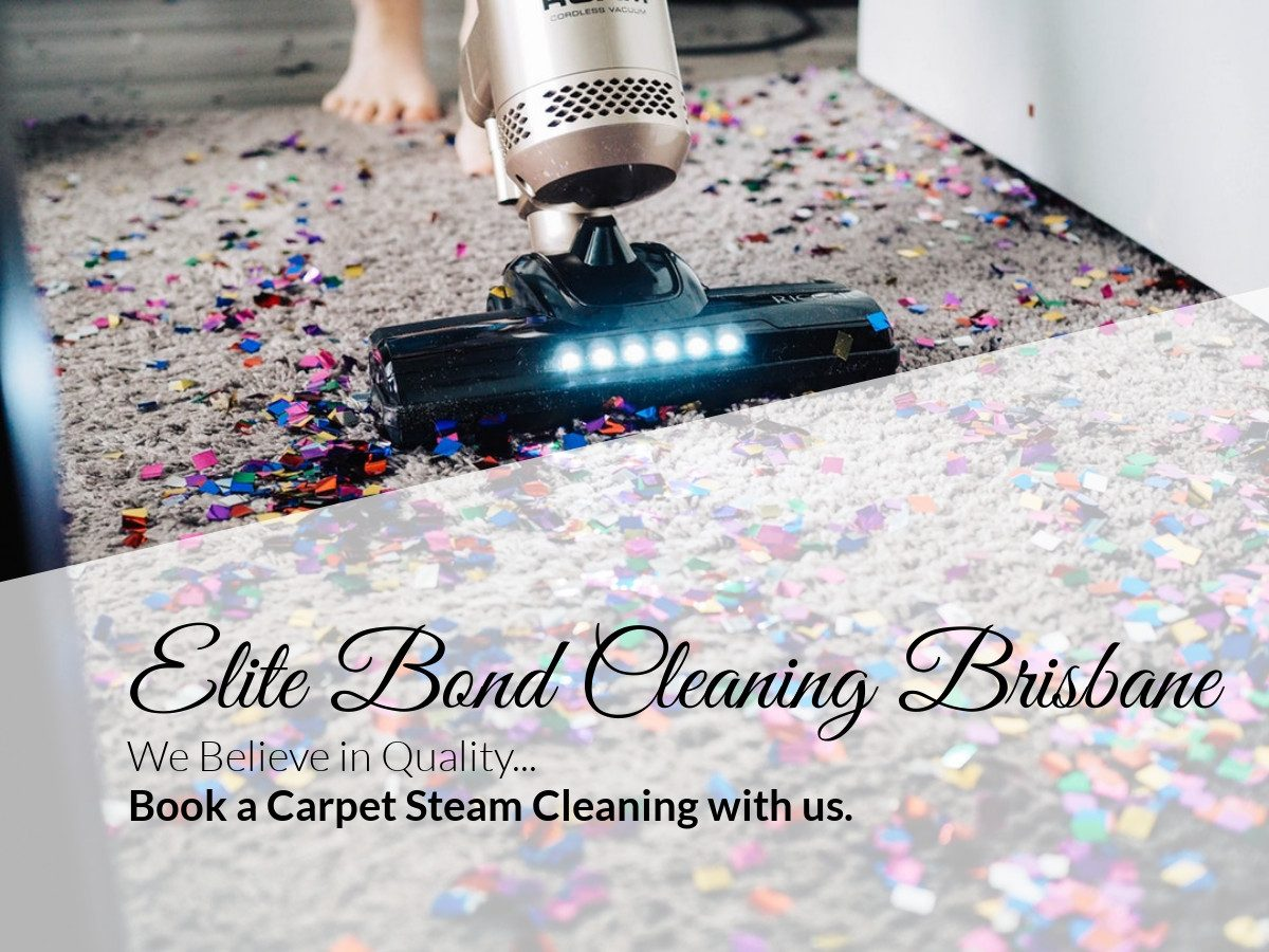 HOW WE DO CARPET STEAM CLEANING?